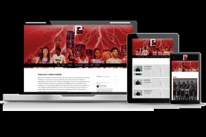 Nike ProSkills Web Design