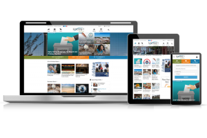 McKinney Online web development project